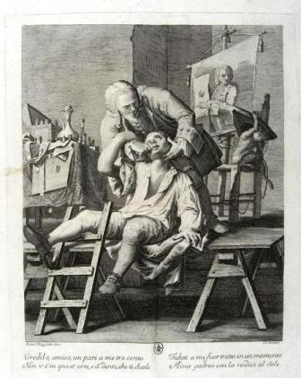 dentista nella storia