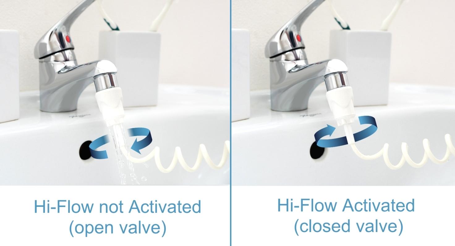 Hi Flow System sowash